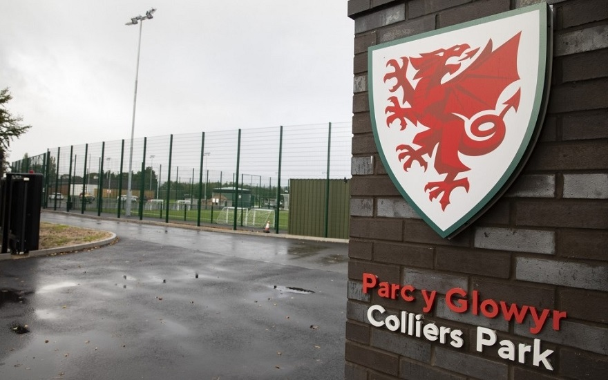 Vision Dual Scores Key Role At New £5 Million FAW Football Hub