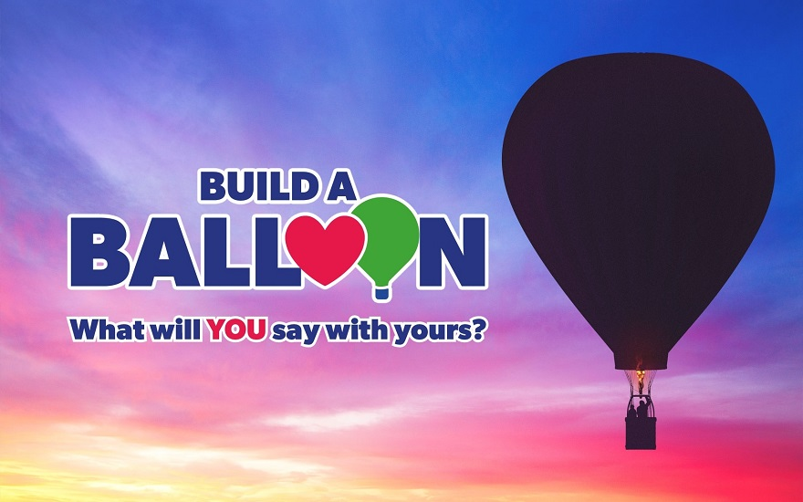 """Nightingale House """"Build A Balloon"""" Fundraising Campaign"""