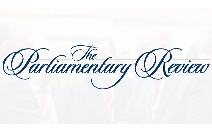 The Parliamentary Review: Riello UPS Recognised As Example Of 'Best Practice'