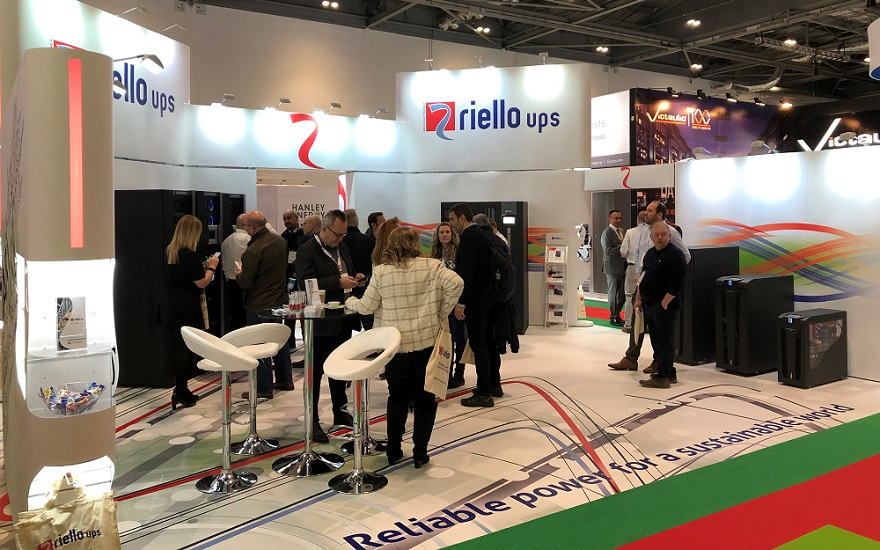 Looking Back At Data Centre World (DCW 2019)